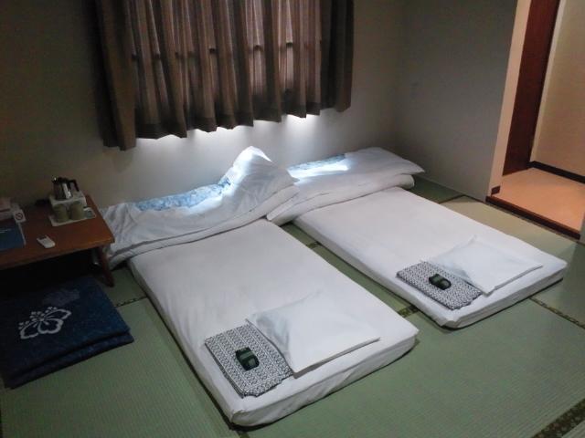 〜バストイレ付ツイン和室〜