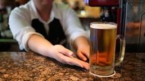 生ビールは泡が少なめがドブ板流