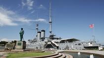 日露戦争でロシアのバルチック艦隊を撃破した歴史的艦船
