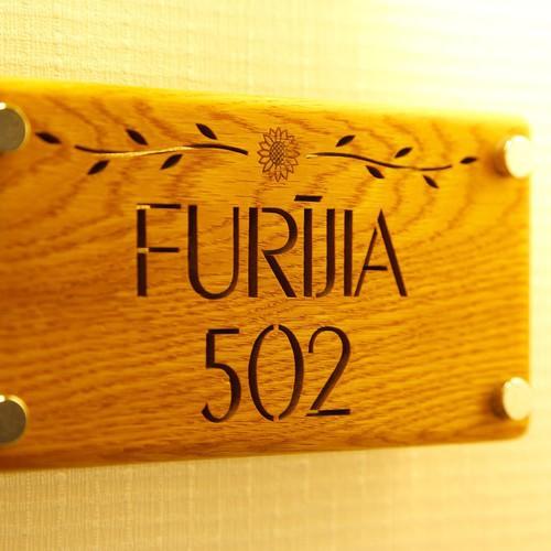 ◆客室にはそれぞれ花の名前が添えられております◆