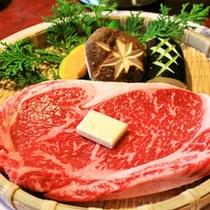 豊後牛ステーキ◆大分の恵まれた自然の中で育った豊後牛です