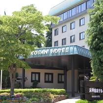 六甲山ホテル外観