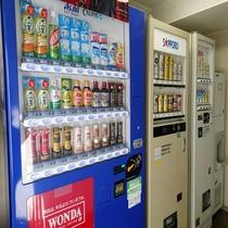 4F自動販売機コーナー
