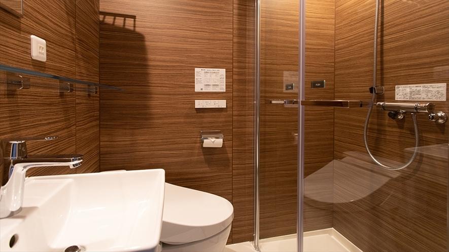 <2021年リニューアル>本館セミダブル(禁煙)バスルーム