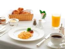 ルームサービス「いちょうブレックファスト」(洋定食)イメージ