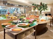 「ダイニング カフェ」朝食ブッフェ イメージ
