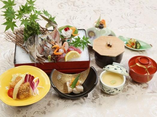 鹿児島満喫プラン♪【寿司/天ぷら/刺身】3種の御膳から選べる夕食&朝食バイキング!
