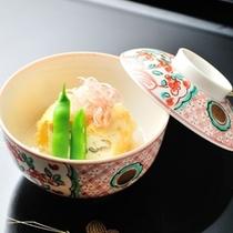 ■懐石料理(秋一例)1