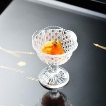 ■懐石料理(秋一例)小鉢2