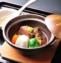 ■懐石(冬一例)肉料理