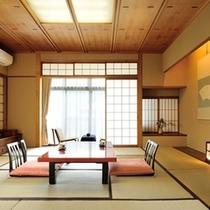 ■【和室10畳+次の間+内風呂】3階(基本的に和風御食事処のご利用)