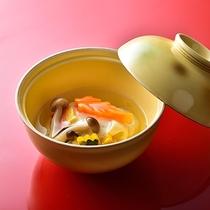 □懐石料理(冬一例)