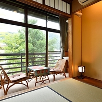 □【和室6畳】居室一例