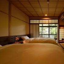■【和洋室】ベッドルーム