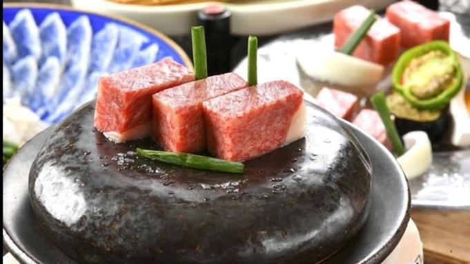 カニだけじゃない冬の味覚。 この冬新登場「黒毛和牛ととらふぐ料理」