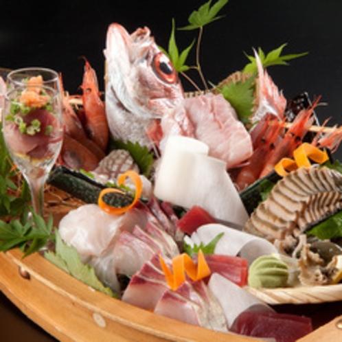 【一品料理】舟盛り(要予約)