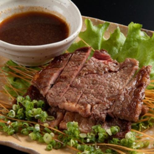 【一品料理】カットステーキ