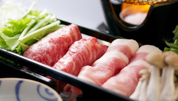 【個室食】でゆったりお食事!お肉好きな方に!国産の牛・豚・鶏を使用した◆豪華肉ざんまい<2食付>