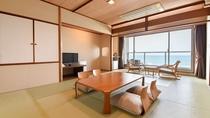 *【東館】和室10畳角部屋:足を伸ばしてゆっくり過ごせる畳のお部屋。