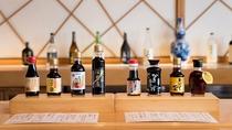*【朝食】醤油8種からお好みのものを見つけてください!お土産処にて販売中!