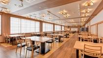 *【食事処】お食事は2階宴会場又は3階宴会場、1階お食事処の3箇所となります。