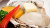 *【牡蠣づくし会席】隠岐の島産「岩牡蠣」をいろんな調理法でお召し上がりいただけます!