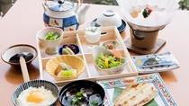 *【朝食】素材を吟味した料理長こだわりの和朝食。