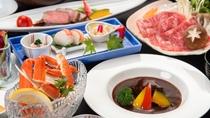 *【和牛会席(一例)】お肉を中心としたお料理です
