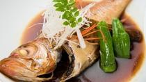 *【のどぐろ煮付】山陰の高級魚は身がふっくらやわらか!