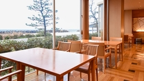 *【食事処】お食事は食事処又は2・3階の宴会場となります。