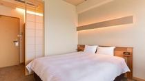 *【西館5~7階】リゾートシングル:シモンズ社製160cm幅クイーンサイズ。寝心地をさらに追及