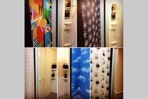 シャワー室/ Shower rooms