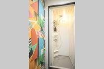 シャワー室/ Shower room