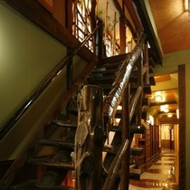 階段(正)