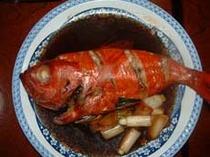 季節魚料理