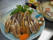 松葉カニ鍋