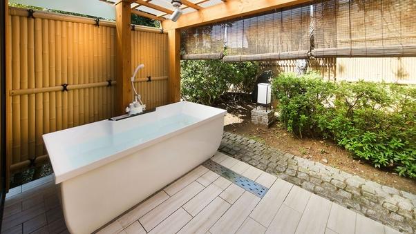 《旨い和会席》★ガーデン露天風呂付き客室