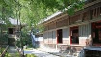 【大安寺】 ※国の重要文化財に登録された大安寺では坐禅宿泊研修も可能です♪