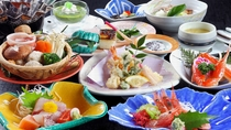 【マル得海鮮会席】 ※総料理長おまかせ♪厳選海の幸☆(イメージ)