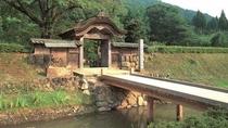 【朝倉氏遺跡】 ※国指定特別史跡のひとつです。
