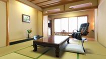 【本館】客室 ※一部マッサージ機付きのお部屋もございます。