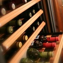 地元ワイナリーのワインもご用意致しております!