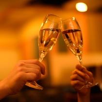 お祝いにシャンパーニュやワインはいかがですか?