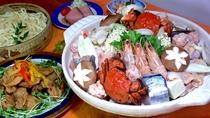 *山海鍋(一例)