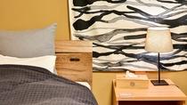 *展望風呂付客室。和洋室は和スタイルのシックなお部屋です。