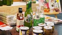 *営業時間:午前7時~午後8時■上勝町の特産品をはじめ徳島の名産品を取り揃えております