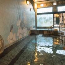 大浴場 平安の湯