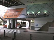 東京シティエアターミナルへ200m