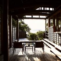 【別荘:閑-kan-】*3つのお部屋と、専用露天風呂・内湯をご準備しています。贅沢なひと時を。