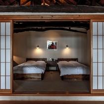 【別荘:悠‐yu‐】長野県の築100年の古民家をリノベーションしたお部屋です。